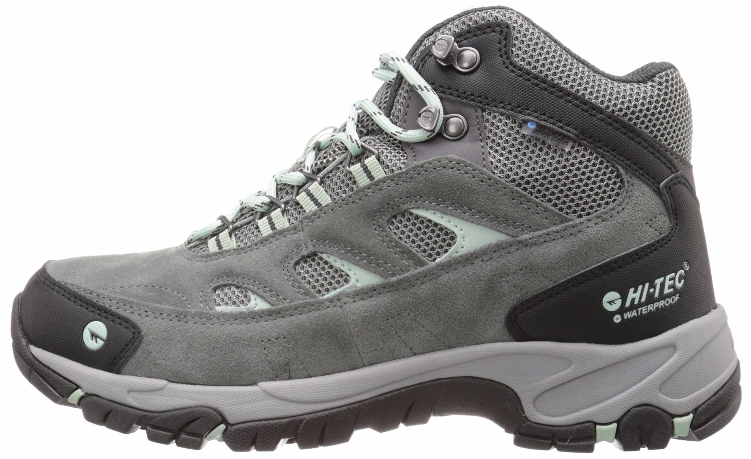 mens hi tec walking shoes