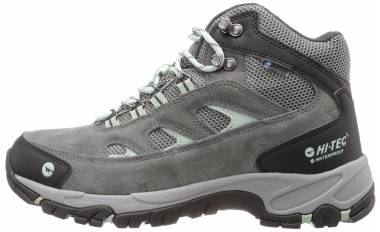 Hi-Tec Logan Mid WP Charcoal/Cool Grey/Lichen Men