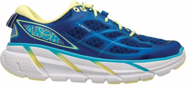 Hoka One One Clifton 2 Blue