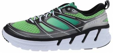 Hoka One One Conquest 2 - Green /Flash/Silver