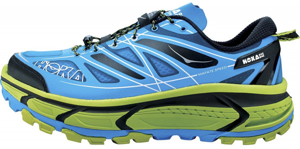 Hoka One One Mafate Speed men blu / nero