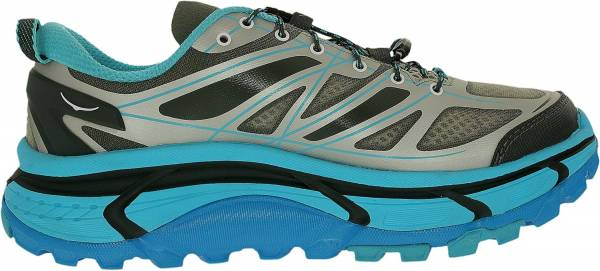 Hoka One One Mafate Speed woman grey/blue atoll