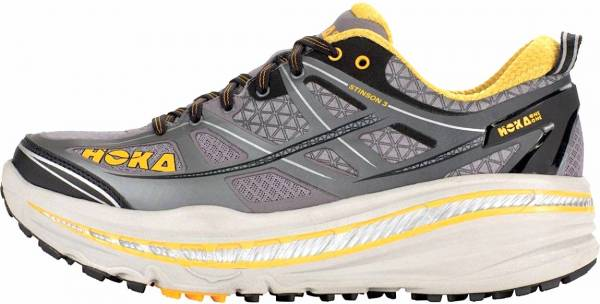 9 Reasons to/NOT to Buy Hoka One One Stinson 3 ATR (May 2018) | RunRepeat