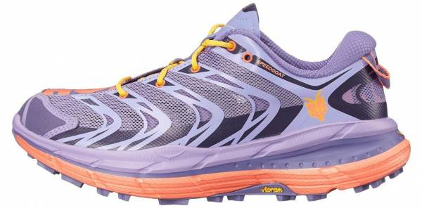 Hoka One One Speedgoat woman corsican blue/neon coral