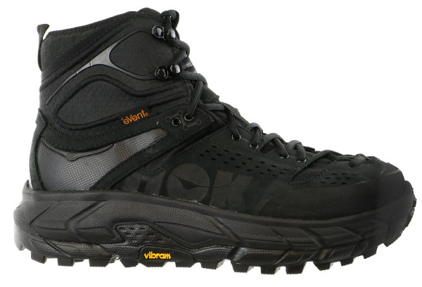 Hoka One One Tor Ultra Hi WP men black