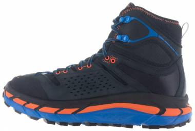 Hoka One One Tor Ultra Hi WP Anthracite/Orange Clown Fish Men