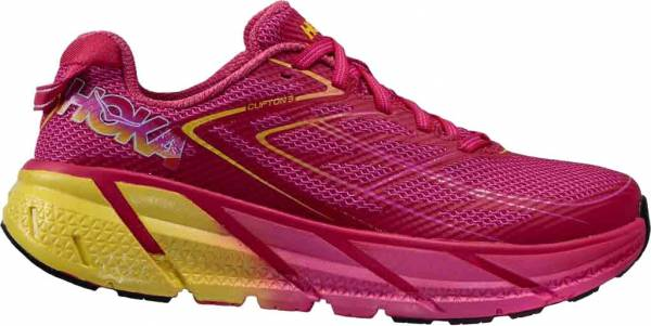 Hoka One One Clifton 3 woman pink