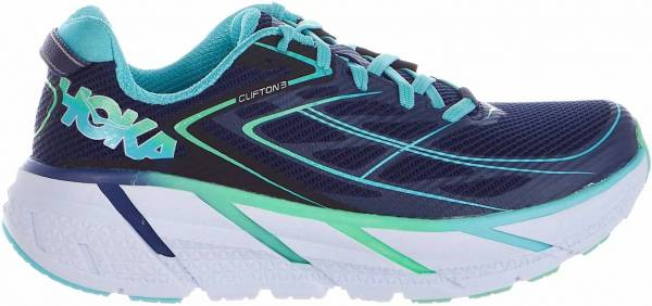 Hoka One One Clifton 3 woman medieval blue/spring bud