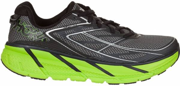 Hoka One One Clifton 3 men blue graphite/bright green