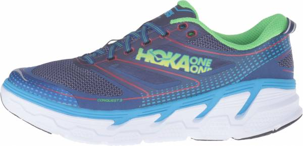 Hoka One One Conquest 3 Blau
