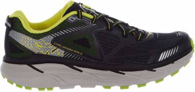 Hoka One One Challenger 3 ATR - Black/Bright Green/Citrus