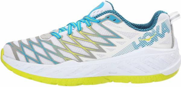 Hoka One One Clayton 2 - White (WAC)