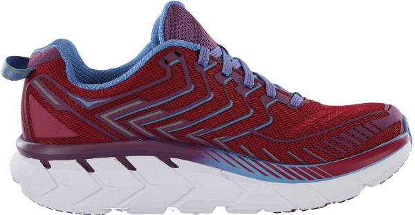 Hoka One One Clifton 4 - Red