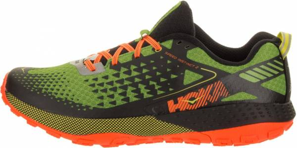 buy online c4a88 c88d2 Hoka One One Speed Instinct 2 Green