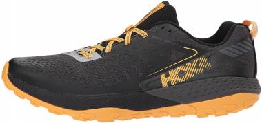 Hoka One One Speed Instinct 2 - Schwarz Orange