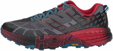 Hoka One One Speedgoat 2 Black/True Red Men