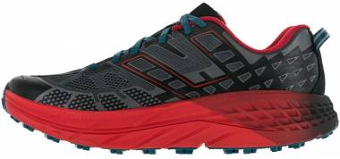 Hoka One One Speedgoat 2 black-evening primrose Men