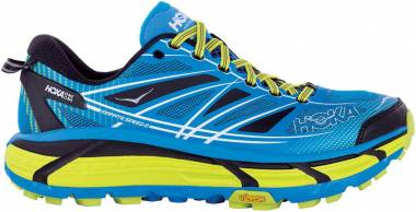 Hoka One One Mafate Speed 2 - Bleu