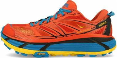 Hoka One One Mafate Speed 2 - Orange