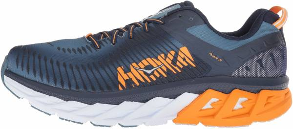 Hoka One One Arahi 2 Black Iris Bluestone