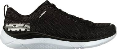 Hoka One One Hupana 2 - Black (BWHT)
