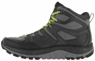 Hoka One One Tor Tech Mid Waterproof Grey/Acid Men