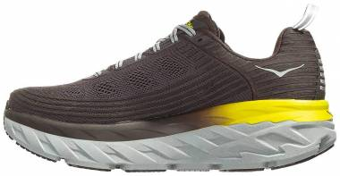 Hoka One One Bondi 6 - Black Olive Pavement (050)