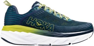 Hoka One One Bondi 6 - Deep Teal/Green Oasis (DTGO)