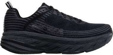 Hoka One One Bondi 6 - Black (1019269BBLC)
