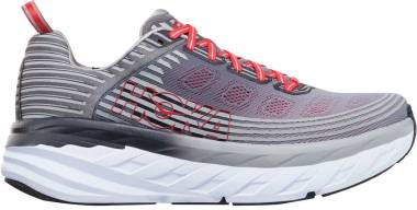Hoka One One Bondi 6 - Alloy/Steel Gray (ASGY)