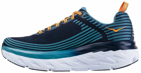 Hoka One One Bondi 6 Dresden Blue / Black