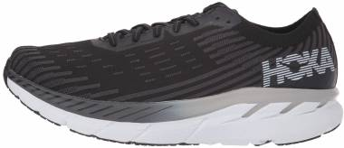 Hoka One One Clifton 5 Knit - Black/White