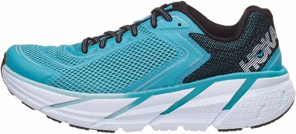 Hoka One One Napali Bluebird/Black