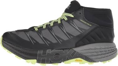 Hoka One One Speedgoat Mid WP - Black (BSLG)