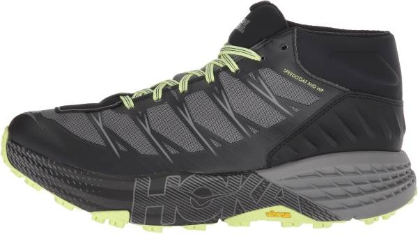 Hoka One One Speedgoat Mid WP Black/Steel Grey