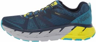 Hoka One One Gaviota 2 - Black/Dark Shadow (Regular Width) - (BISP)