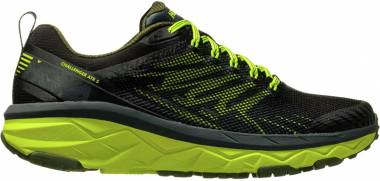 Hoka One One Challenger 5 ATR Ebony Black Men