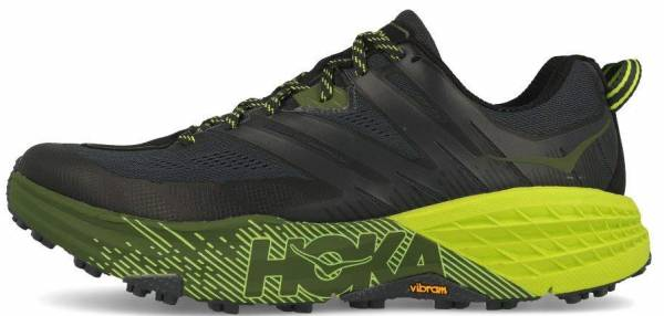 Hoka One One Speedgoat 3 Ebony Black