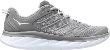 Hoka One One Akasa - Frost Grey/Silver Sconce (Regular Width) - (FGSS)