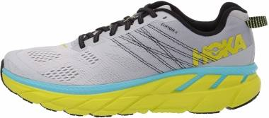 Hoka One One Clifton 6 - Grey (LRNC)