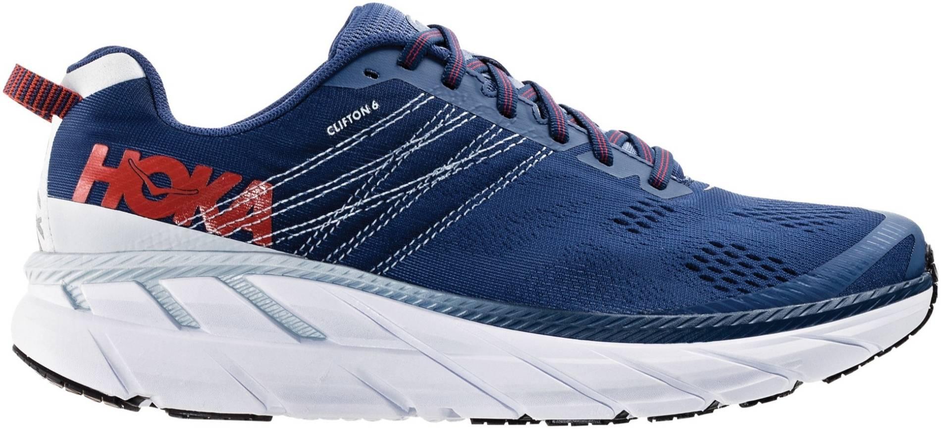 Wide Hoka One One Running Shoes