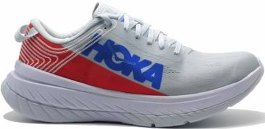 Hoka One One Carbon X - White (PAPBL)