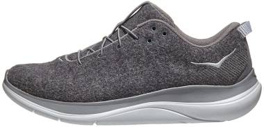 Hoka One One Hupana Flow Wool - Dark Shadow (DSCG)