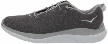 Hoka One One Hupana Flow Wool - Gray (055)