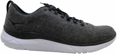 Hoka One One Hupana Wool - Grey/White (NGWH)