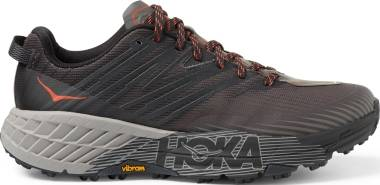 Hoka One One Speedgoat 4 - Black (DGGA)
