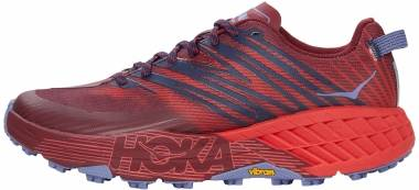 Hoka One One Speedgoat 4 - Red (CHRRD)