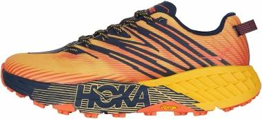 Hoka One One Speedgoat 4 - Orange (GFBI)