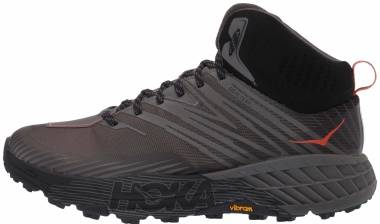 Hoka One One Speedgoat Mid 2 GTX - Anthracite Dark Gull Grey (ADGG)