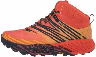 Hoka One One Speedgoat Mid 2 GTX - Orange (MRGF)